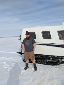 Haybale Heights Guided Snobear Fishing